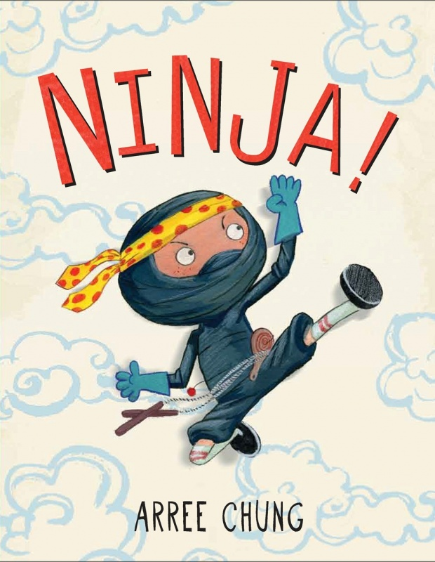 Ninja by Arree Chung on BookDragon