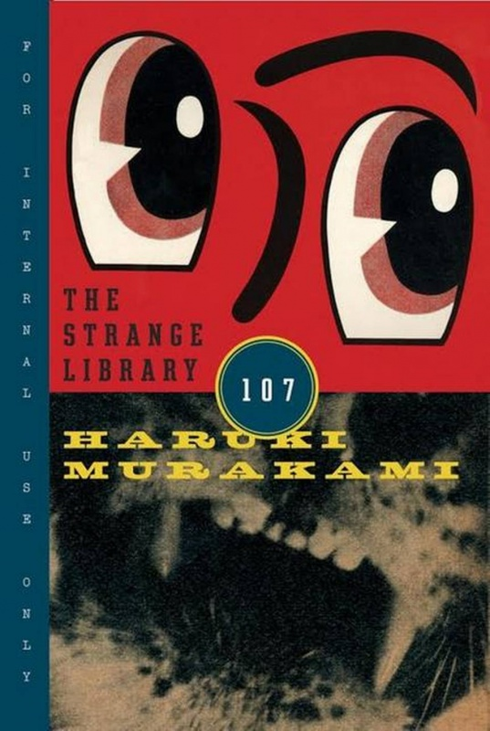 Strange Library by Haruki Murakami on BookDragon