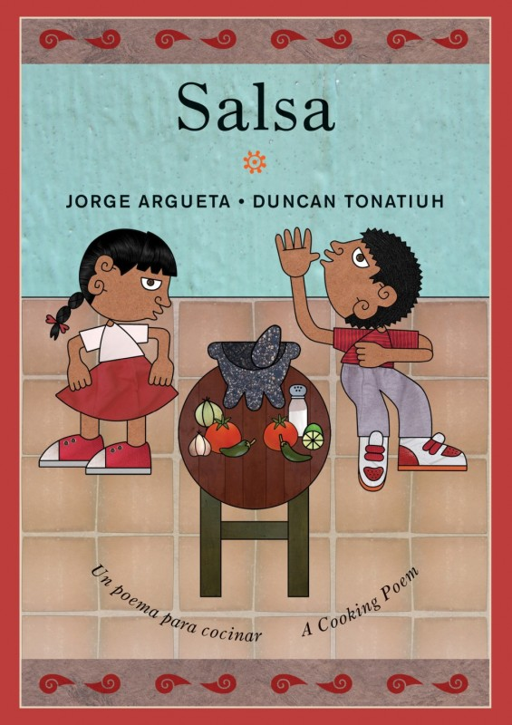 Salsa by Jorge Argueta on BookDragon