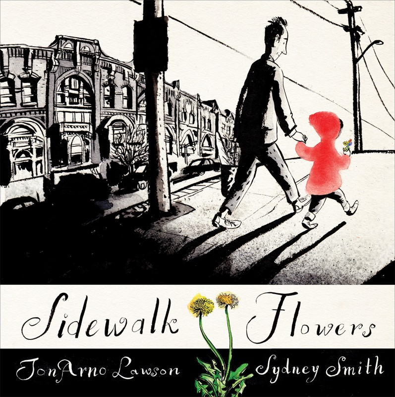 Sidewalk Flowers by Jon Arno Lawson on BookDragon