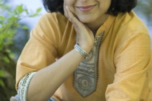 Author Interview: Thrity Umrigar [in Bloom]