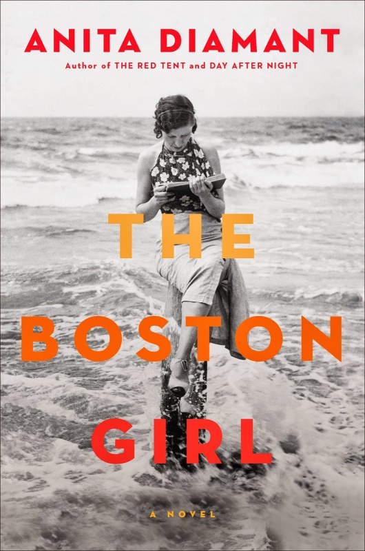 Boston Girl by Anita Diamant on BookDragon