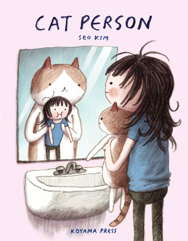 Cat Person by Seo Kim on BookDragon