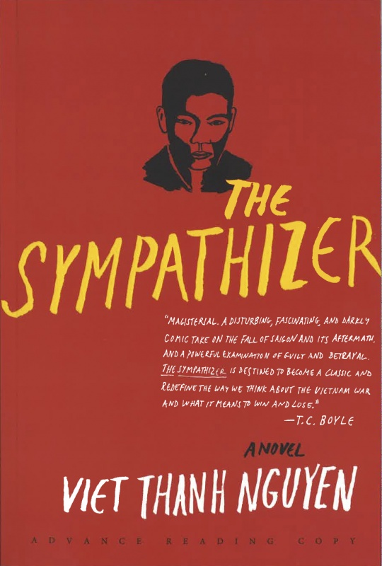 Sympathizer by Viet Nguyen on BookDragon via BLOOM
