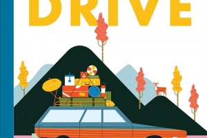 Drive: A Look at Roadside Opposites by Kellen Hatanaka