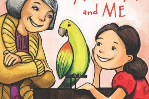 Mango, Abuela, and Me by Med Medina, illustrated by Angela Dominguez