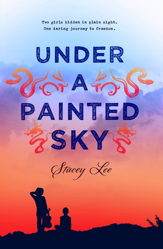 Under the Painted Sky by Stacey Lee on BookDragon via Bookslut