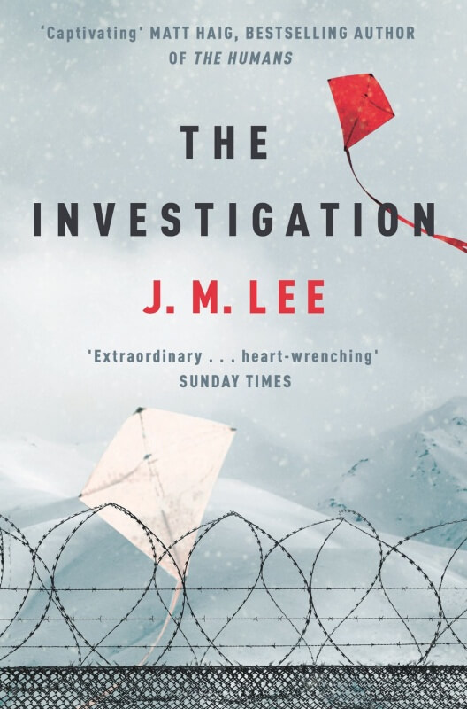 Investigation by J.M. Lee on BookDragon via Library Journal