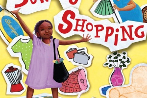 Sunday Shopping by Sally Derby, illustrated by Shadra Strickland