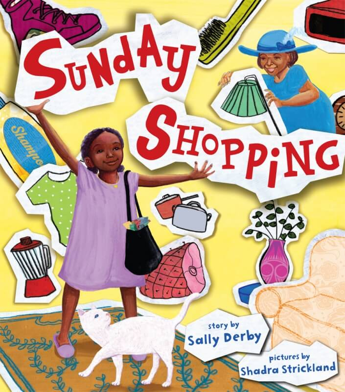Sunday Shopping by Sally Derby on BookDragon