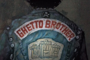 Ghetto Brother: Warrior to Peacemaker by Julian Voloj, illustrated by Claudia Ahlering, introduction by Jeff Chang
