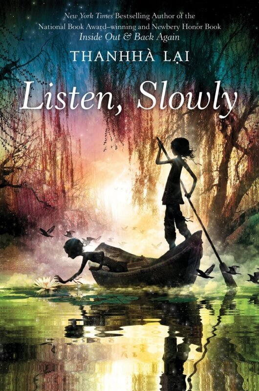 Listen, Slowly by Thanhha Lai on BookDragon