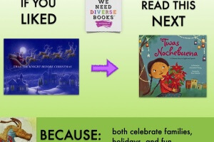 Discover WeNeedDiverseBooks with Roseanne Greenfield Thong's 'Twas Nochebuena