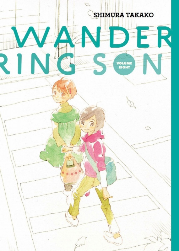 Wandering Son 8 by Shimura Takako on BookDragon (713x1000)