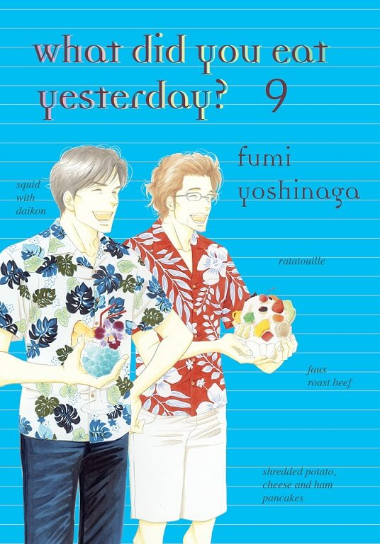 What Did You Eat Yesterday 9 by Fumi Yoshinaga on BookDragon