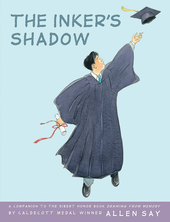 Inker's Shadow by Allen Say on BookDragon