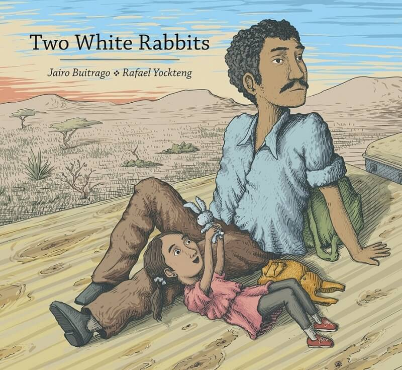 Two White Rabbits by Jairo Buitrago on BookDragon