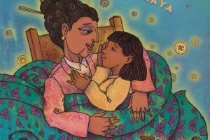 Maya's Blanket | La manta de Maya by Monica Brown, illustrated by David Diaz, translated by Adriana Domínguez
