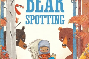 A Beginner's Guide to Bear Spotting by Michelle Robinson, illustrated by David Roberts [in Booklist]