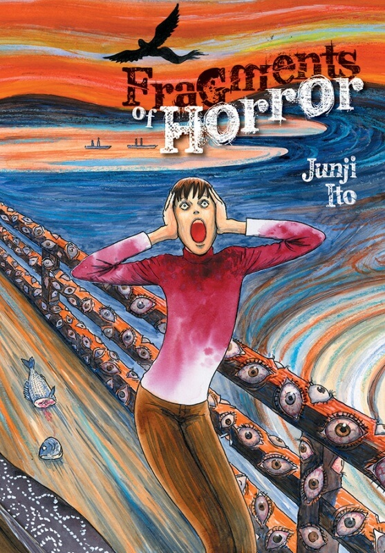 Fragments of Horror by Junji Ito on BookDragon