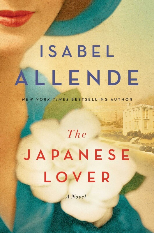 Japanese Lover by Isabel Allende on BookDragon via Library Journal