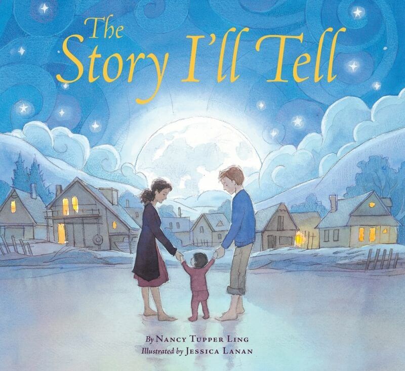 Story I'll Tell by Nancy Tupper Ling on BookDragon