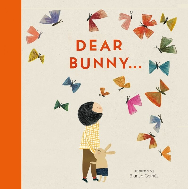 Dear Bunny by Katie Cotton on BookDragon via Booklist