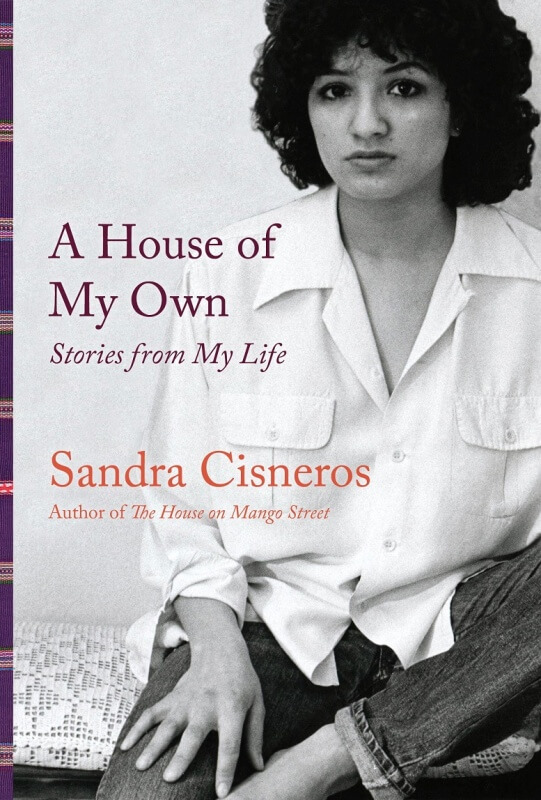 House of My Own by Sandra Cisneros on BookDragon via Library Journal - Copy