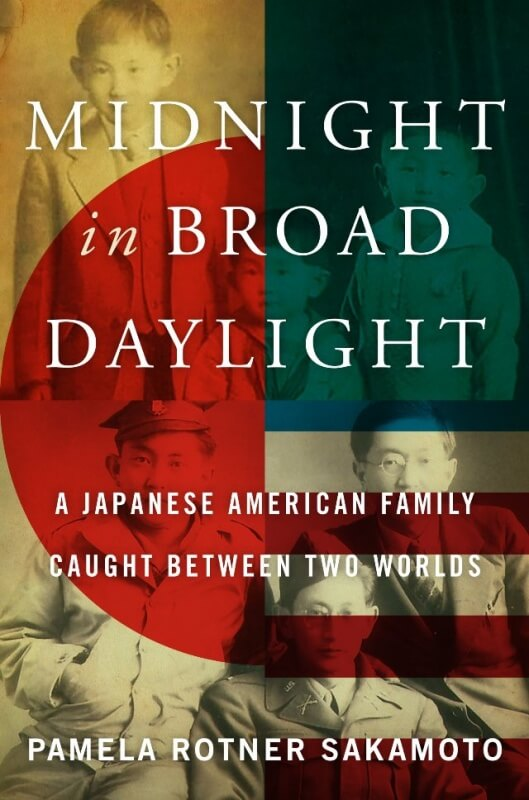 Midnight in Broad Daylight by Pamela Sakamoto on BookDragon via Library Journal
