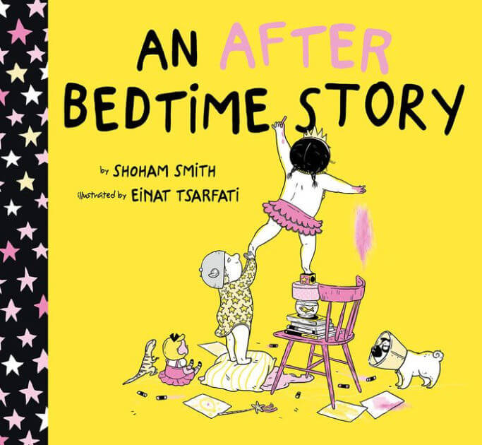 An After Bedtime Story by Shoham Smith on BookDragon via Booklist
