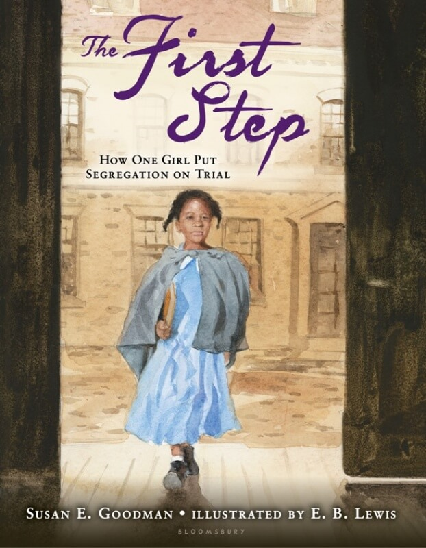 First Step by Susan E. Goodman on BookDragon