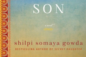 The Golden Son by Shilpi Somaya Gowda [in Library Journal]