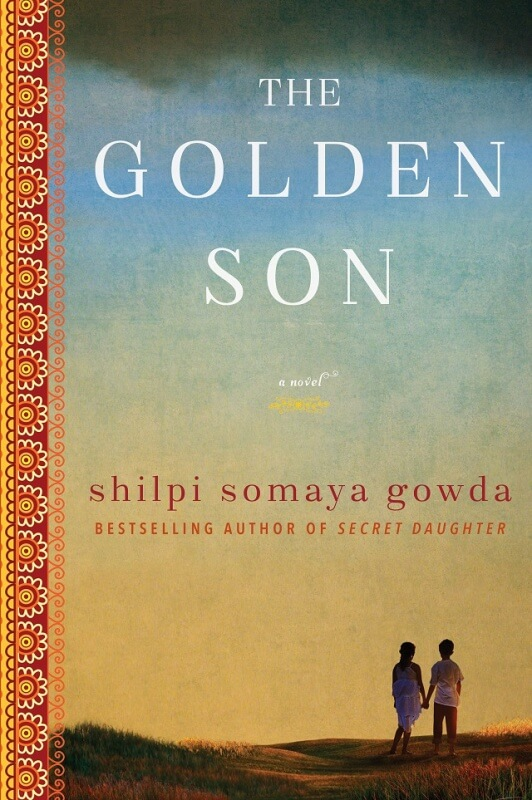 Golden Son by Shilpi Gowda on BookDragon via Library Journal