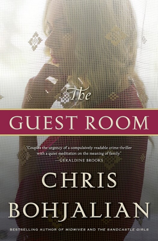Guest Room by Chris Bohjaliani on BookDragon via Booklist