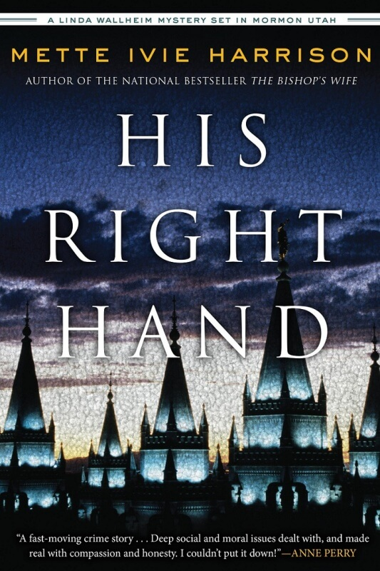 His Right Hand by Mette Harrison on BookDragon via Booklist