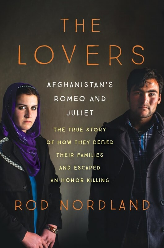Lovers.Afghanistan's RJ by Rod Nordland on BookDragon via Library Journal