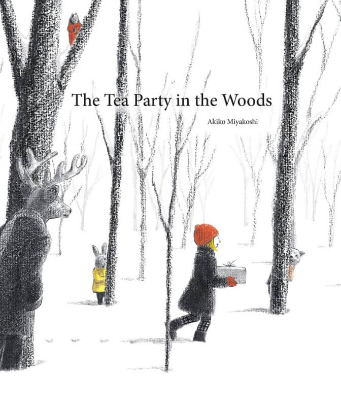 Tea Party in the Woods by Akiko Miyakoshi on BookDragon