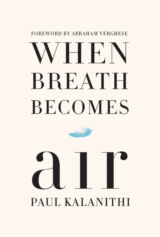 When Breath Becomes Air by Paul Kalanithi on BookDragon via Booklist