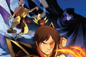 Avatar: The Last Airbender | Smoke and Shadow (Part Three) created by Bryan Konietzko and Michael Dante DiMartino, script by Gene Luen Yang, art by Gurihiru, lettering by Michael Heisler