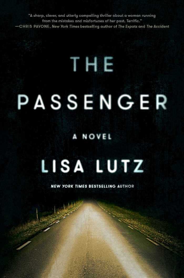 Passenger by Lisa Lutz on BookDragon via Library Journal