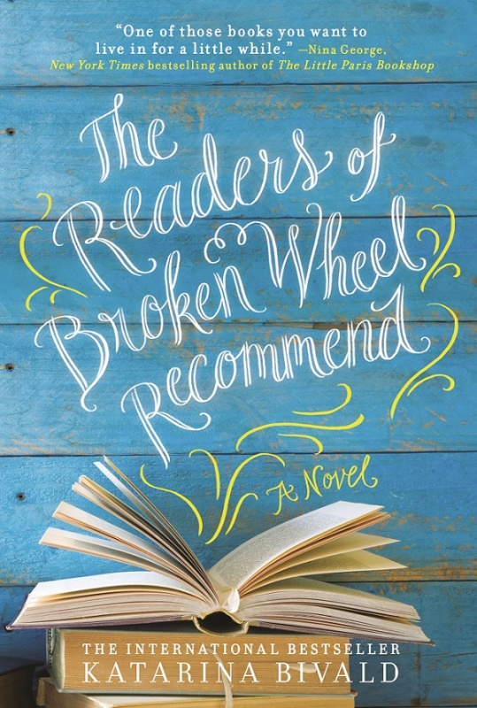 Readers of Broken Wheel Recommend by Katarina Bivald on BookDragon via Library Journal - Copy