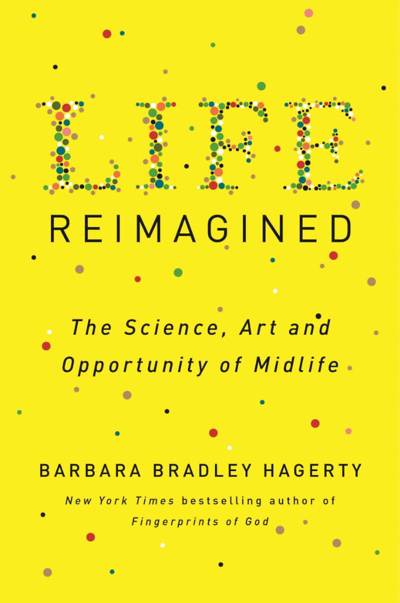 Life Reimagined by Barbara Hagerty on BookDragon via LJ