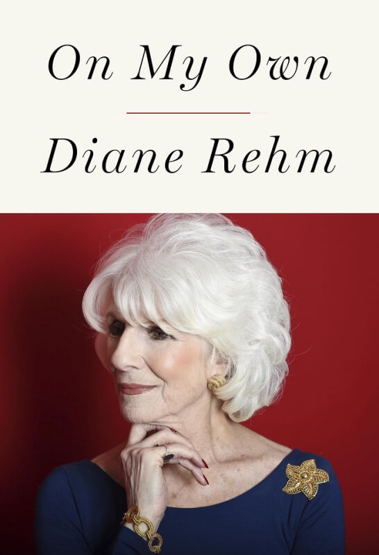 On My Own by Diane Rehm on BookDragon via Library Journal