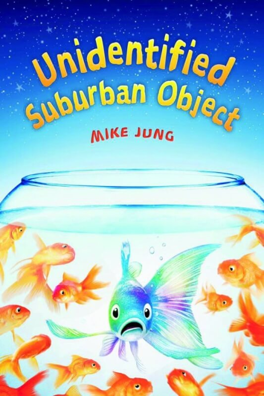 Unidentified Suburban Object by Mike Jung on Bookdragon via Shelf Awareness