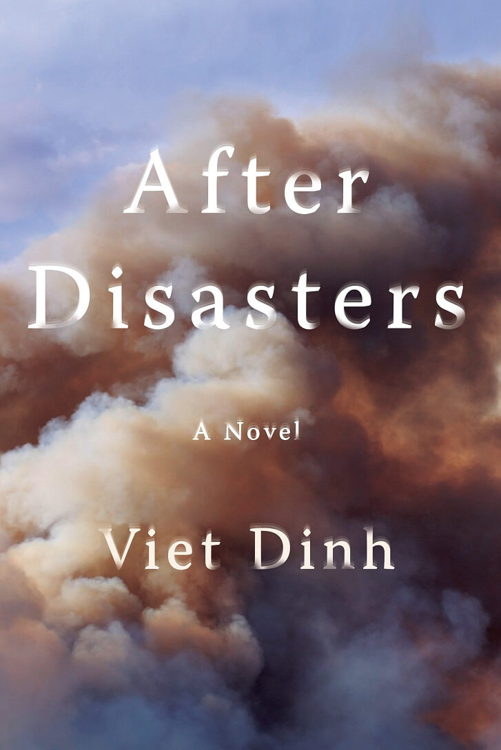 After Disasters by Viet Dinh on BookDragon via Booklist
