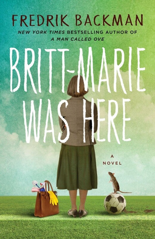Britt-Marie Was Here by Fredrik Backman on BookDragon via LJ