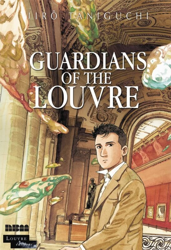 Guardians of the Louvre by Jiro Taniguchi on BookDragon