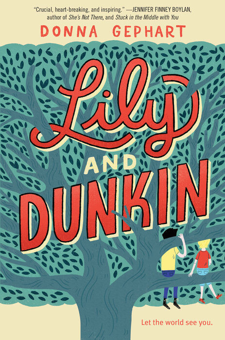 Lily and Dunkin by Donna Gephart on BookDragon