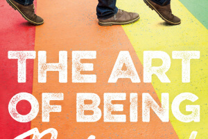 The Art of Being Normal by Lisa Williamson [in Shelf Awareness]