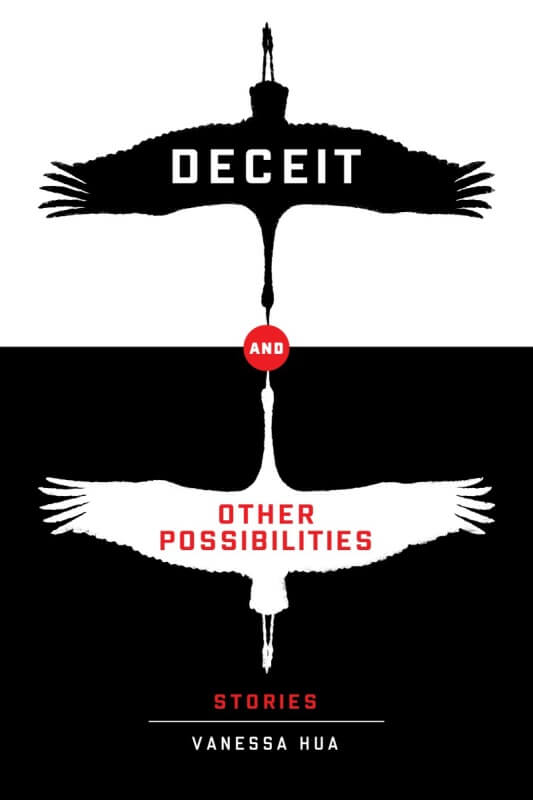 Deceit and Other Possibilities by Vanuessa Hua on BookDragon via Booklist